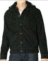 Hurley - Cord Guy Mens Jacket (Black)