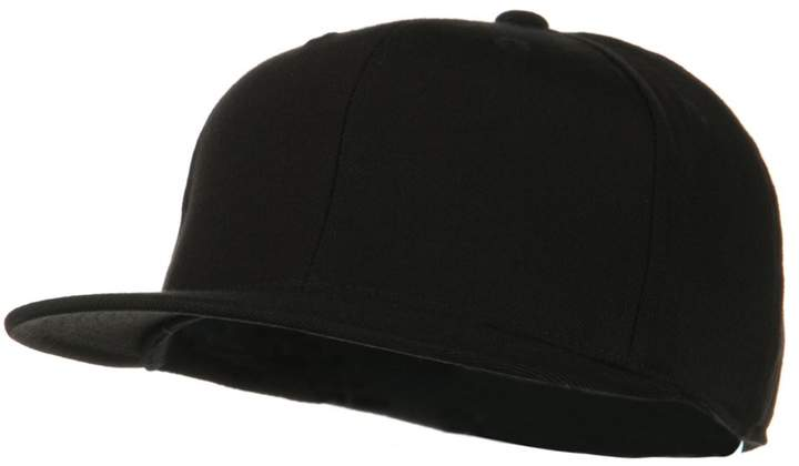 0cbca49e3 Sonette/Yupoong Big Size Premium Fitted Flat Bill Cap - (for Big Head)