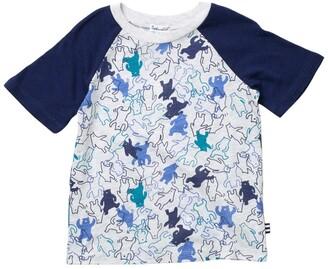 Splendid Dancing Bear Raglan T-Shirt