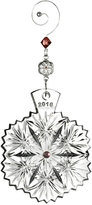 Waterford 2016 Snowflake Wishes for Serenity Ornament