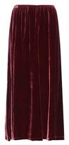 McQ Velvet skirt