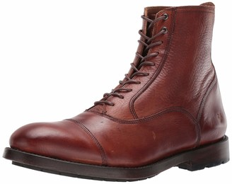 Frye Men's Bowery Bal Lace Up Fashion Boot
