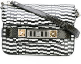 Proenza Schouler PS11 shoulder bag - women - Leather/Snake Skin - One Size