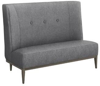 Interlude Chloe Upholstered Bench