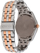 Citizen Corso Eco-Drive Two-Tone Stainless Steel Bracelet Watch