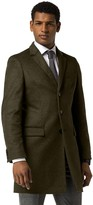 Tommy Hilfiger Tailored Collection Wool Top Coat