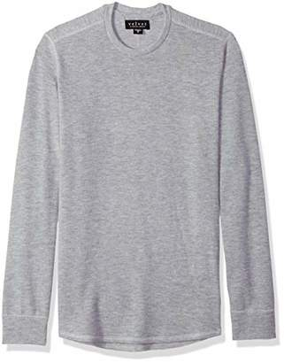 Velvet by Graham & Spencer Men's Bronson LS Crew Neck Tee
