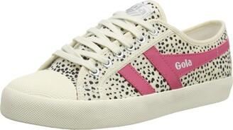 Gola Women's Coaster Cheetah Sneaker
