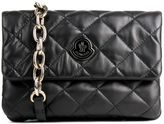 Moncler Black Quilted Purse Poppy 999