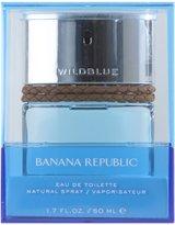 Banana Republic Wild Blue for Men 1.7 oz Eau de Toilette Spray