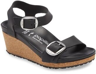 Birkenstock Soley Wedge Sandal