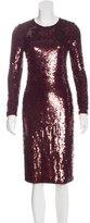Givenchy Fall 2016 Embellished Dress