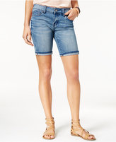 Indigo Rein Juniors' Selvedge Bermuda Shorts