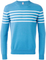 Eleventy striped jumper - men - Cashmere - XL