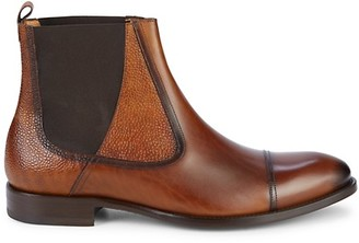 Mezlan Higgins Leather Boots