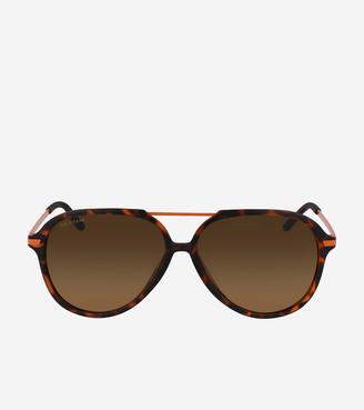 Cole Haan Sport Aviator Sunglasses