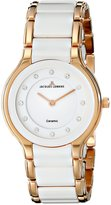 Jacques Lemans Women's 1-1582G Dublin Analog Display Quartz Multi-Color Watch