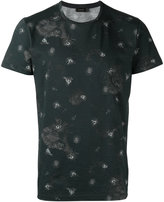 Jil Sander floral print T-shirt - men - Cotton - L