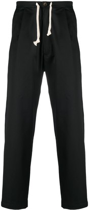 Societe Anonyme Sing straight-leg trousers