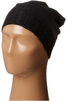 Plush Fleece-Lined Knit Hat