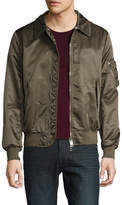 Burberry Men's Pipley Bomber Jacket