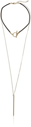 "Jules Smith Designs Sissy Choker Necklace 12"" + 2.5"" Extender"