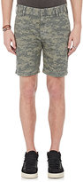 Barneys New York MEN'S DIGITAL-CAMOUFLAGE-PRINT SHORTS