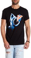 Kid Dangerous Pizza Shark Tee