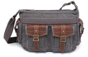 Tsd Brand Turtle Ridge Canvas Mail Bag