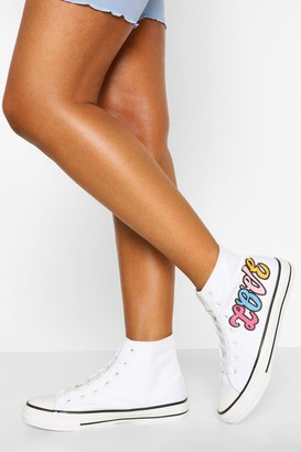 boohoo Trainers For Women   Shop the