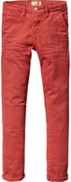 Scotch & Soda Washed Chinos | Slim Fit
