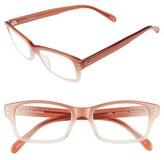 Corinne McCormack Women's 'Jess' 46Mm Reading Glasses - Pink Fade