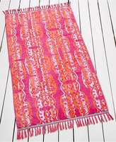 Jessica Simpson CLOSEOUT! Janiero Combed Cotton Beach Towel