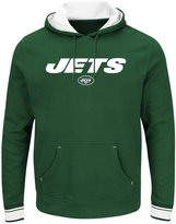 "Majestic New York Jets NFL ""Championship"" Men's Pullover Hooded Sweatshirt"