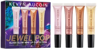 Kevyn Aucoin Jewlpop Glass Glow Mini Lip Collection
