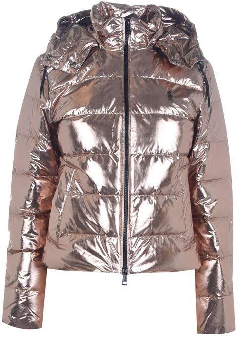 Thumbnail for your product : Polo Ralph Lauren Metallic Jacket