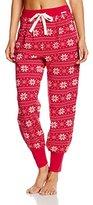 Skiny Women's Temptation Sleep / Da. Hose Lg. Pyjama Bottoms,36 (EU)