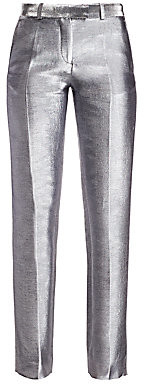 Each X Other Women's Metallic Trousers