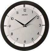 Seiko Black Wall Clock - QXA520KLH