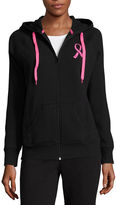 Made For Life Made for Life Breast Cancer Zip-Up Hoodie