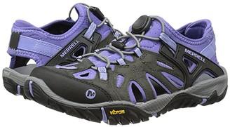 Merrell All Out Blaze Sieve (Castle Rock) Women's Shoes