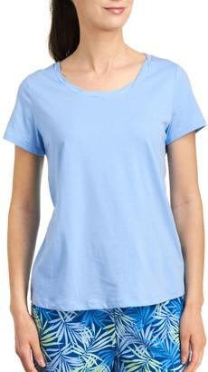 Jockey Women's Cotton Jersey Short Sleeve Top