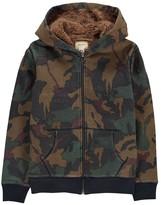 Bellerose Bisty Camouflage Hoodie
