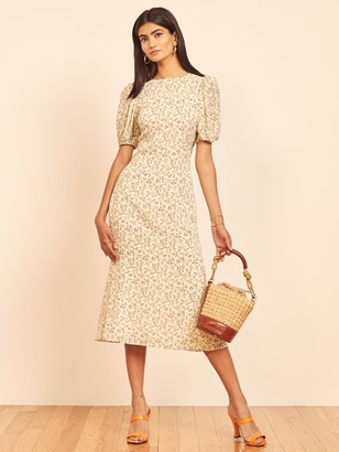 Reformation Palmer Dress