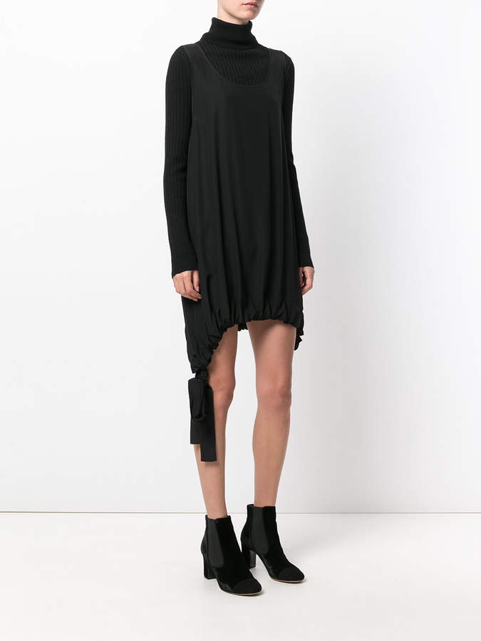 Jil Sander shift sweater dress