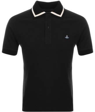 Vivienne Westwood Polo T Shirt Black