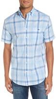 Vineyard Vines Men's 'Hamblin - Tucker' Regular Fit Plaid Sport Shirt