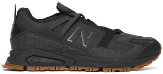 New Balance Black XRCT Sneakers