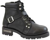 AdTec Men's 9143 YKK Zipper Boot 6