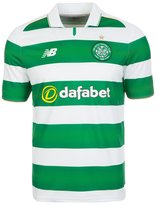 New Balance Celtic Glasgow Home 2016/2017 Club Wear White/green